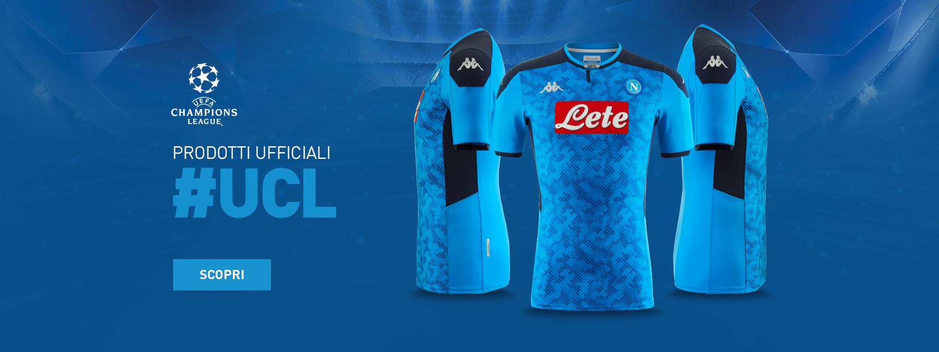 online store e2fef 3e930 Store Ufficiale SSC Napoli   Prodotti e articoli Napoli, kit ...